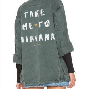 Spiritual Ganger 'Take me to Nirvana' Jacket